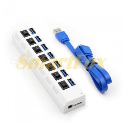 Хаб USB 3.0 на 7 портов switch hub