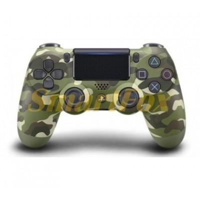 Игровой манипулятор (джойстик) PS4 проводной SONY КАМУФЛЯЖ