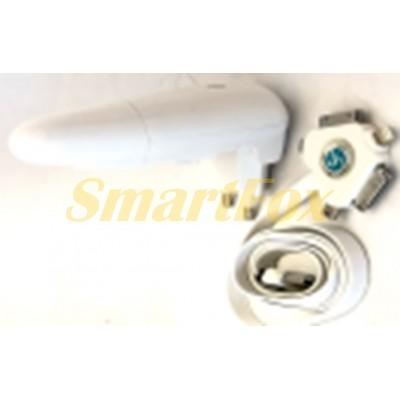 СЗУ и АЗУ 5в1 microUSB (V8)/mini USB/ IPHONE 4/IPHONE 5 SUN-C133 (в упаковке)