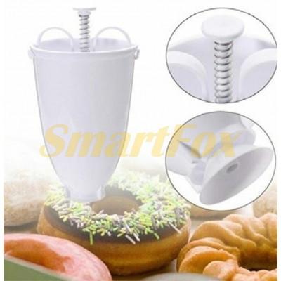 Дозатор кухонный пластиковый ручной пончик SL-1259
