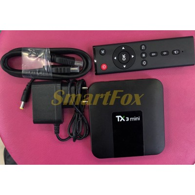 Приставка Smart TV Box TX3MINI S905W 4Gb+64Gb Android 9.0