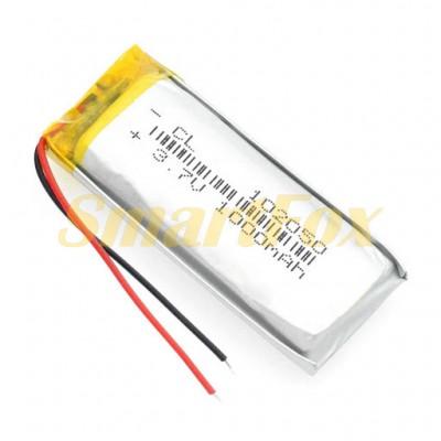Аккумулятор CL 102050 3,7V 1000mAh