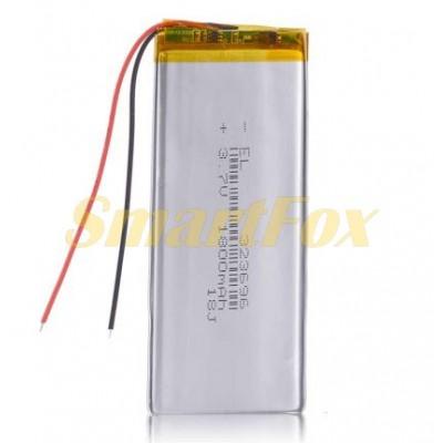 Аккумулятор CL 323696 3,7V 1700mAh