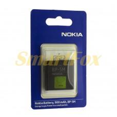 Аккумулятор AA-Class Nokia BP-5M