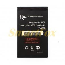 Аккумулятор AAA-Class Fly BL4007/DS123