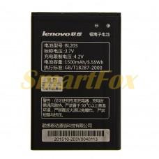 Аккумулятор AAA-Class Lenovo BL203/A369i