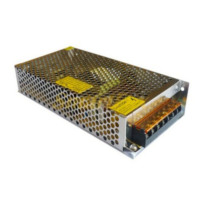 Блок питания металл 18A 12V