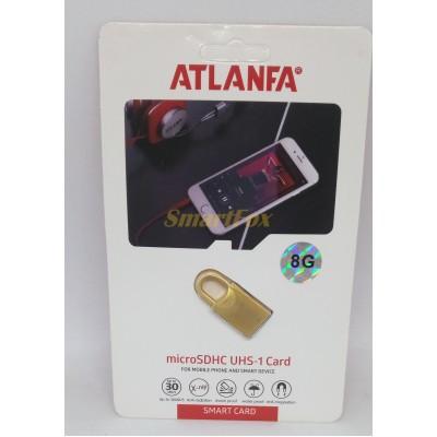 Флеш память USB 2.0 8Gb ATLANFA AT-U7 в виде мини-замка
