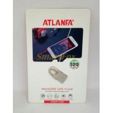 Флеш память USB 2.0 32Gb ATLANFA AT-U7 в виде мини-замка