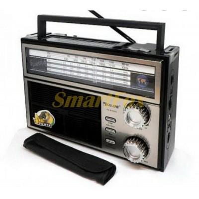Радиоприемник с USB GOLON RX-626S SOLAR