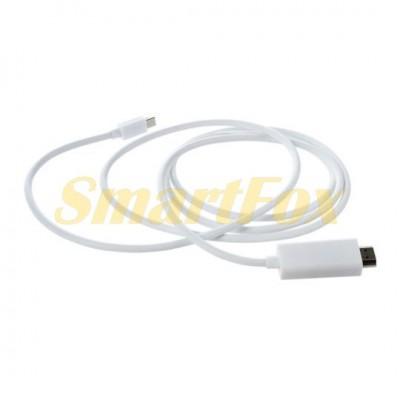 Конвертер Mini DisplayPort/HDMI (1,8 м)