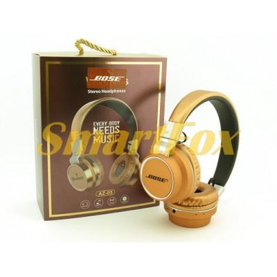 Наушники беспроводные Bluetooth AZ-05