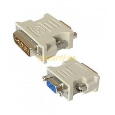 Переходник DVI-A 24PIN/VGA 15PIN