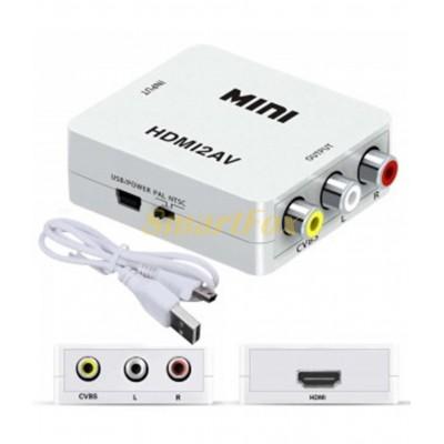 Конвертер HDMI/AV (1080p)