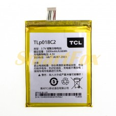 Аккумулятор AAAA-Class Alcatel OT-6033X/TLp018C2
