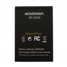 Аккумулятор AAAA-Class Assistant AS-5434 Club/AS-501