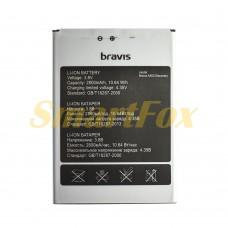 Аккумулятор AAAA-Class Bravis A553 Discovery