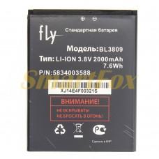 Аккумулятор AAAA-Class Fly BL3809/IQ459 Quad