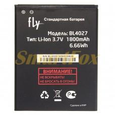 Аккумулятор AAAA-Class Fly BL4027/IQ4410