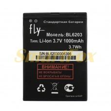 Аккумулятор AAAA-Class Fly BL6203/DS120
