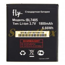 Аккумулятор AAAA-Class Fly BL7405/IQ449