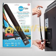 Антенна цифровая CLEAR TV T2