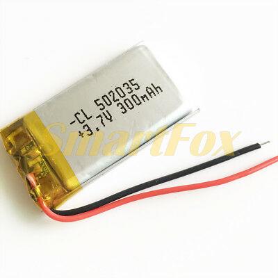 Аккумулятор CL 502035 3,7V 300mAh