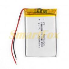 Аккумулятор CL 503450 3,7V 1000mAh