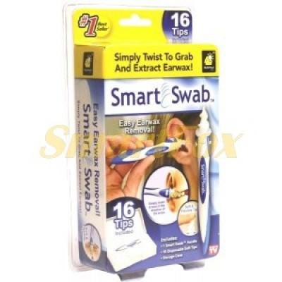 Прибор для чистки ушей SMART SWAB - EAR PICKER