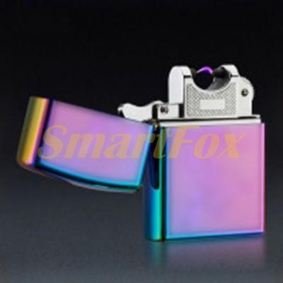 Зажигалка USB 215 Honqiu электроимпульсная