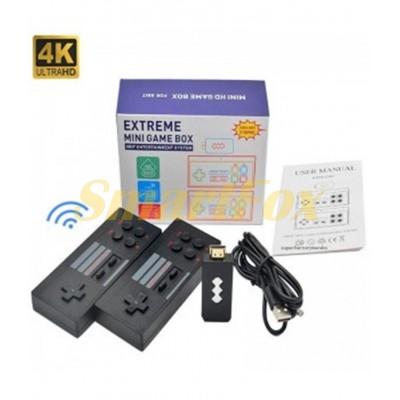 Портативная игровая приставка Retro Extreme Mini Game Box HD 8Bit