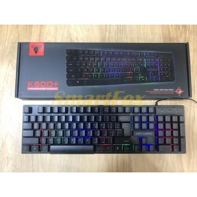 Клавиатура проводная JEDEL K500+