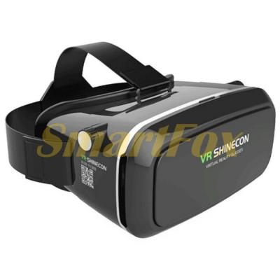 Очки виртуальной реальности VR BOX BLACK с джойстиком