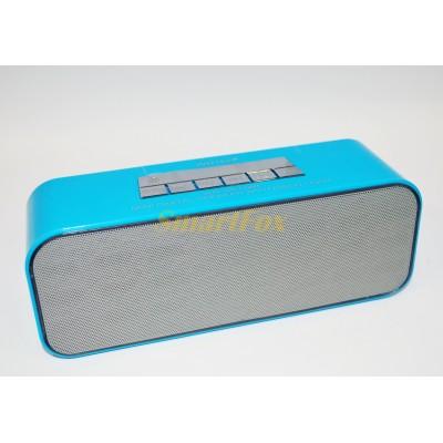 Портативная колонка Bluetooth WSTER WS-2515BT