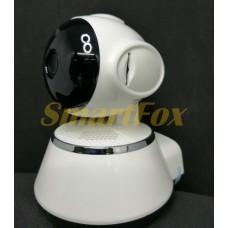 IP-камера DL-V3 WI-FI (1.0MP - 1280*720P, инфракрасное ночное видение, с вращением, поддержка TF кар