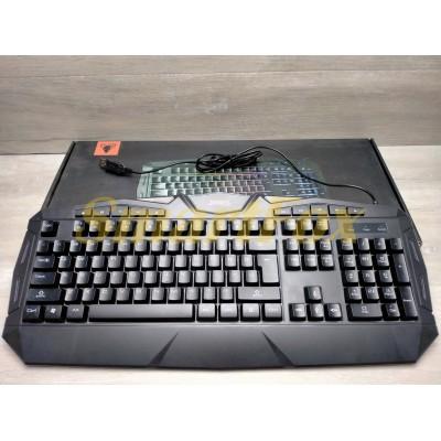 Клавиатура проводная JEDEL K502 с подсветкой