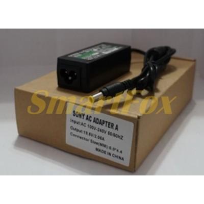 ЗУ для ноутбуков SONY 19,5V 2A 40W (6,0х4,4)
