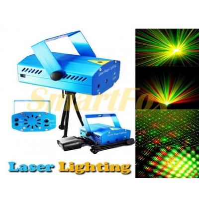 Проектор лазерный Laser YH06 (6 рисунков) (без обмена, без возврата)