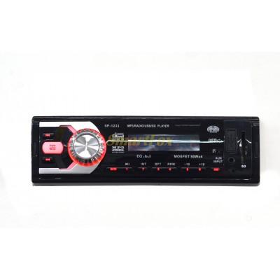 Автомагнитола 1233 USB/MP3/FM