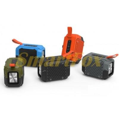 Портативная колонка Bluetooth HOPESTAR P18 (Оранжевый)