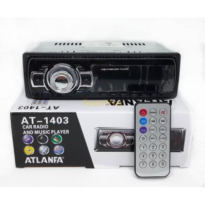 Автомагнитола ATLANFA-1403