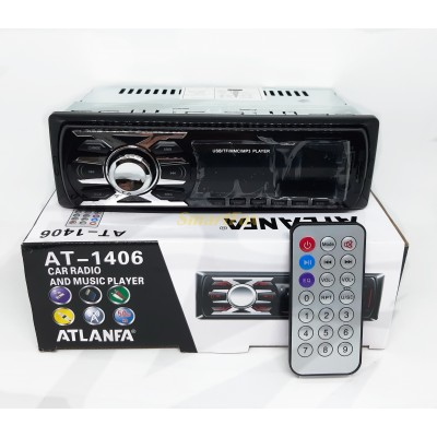 Автомагнитола ATLANFA-1406