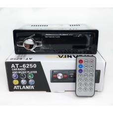 Автомагнитола ATLANFA-6250