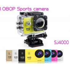 Экшн-камера Sj 4000 водонепроницаемая спортивная (9708)