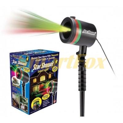 Проектор лазерный STAR SHOWER (без возврата, без обмена)