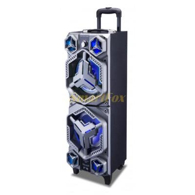 Портативная колонка в виде чемодана RX-283