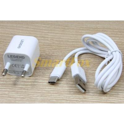 СЗУ USB LEGEND LD901 + Type-C 2A