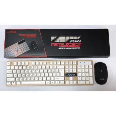 Клавиатура + мышь беспроводные JEDEL RWS7000