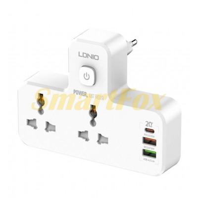 Сетевой фильтр (удлинитель) Ldnio SC2311