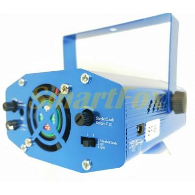 Проектор лазерный (6 desgin laser) SF-6I DL56 (без возврата, без обмена)